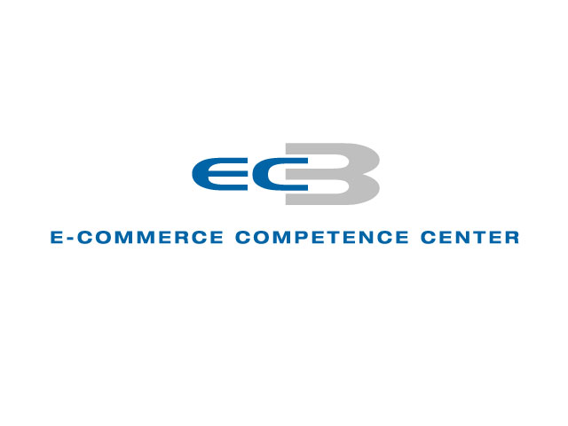ec3 e-commerce competence center logo & cd re-design