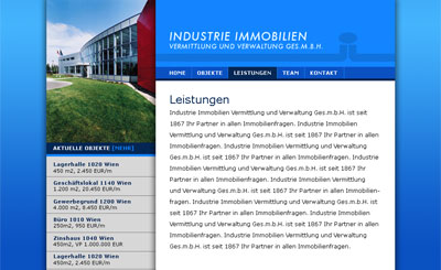 industrie immobilien
