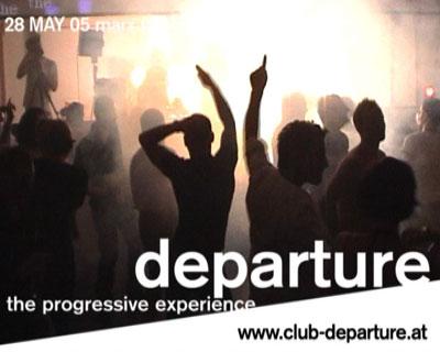departure tv spot