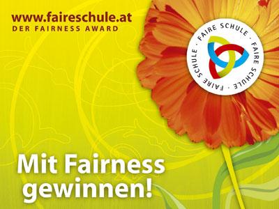 fair schule award kampagne design