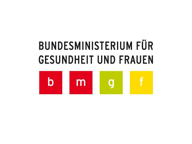 bundesministerium für gesundheit und frauen – logo und corporate design