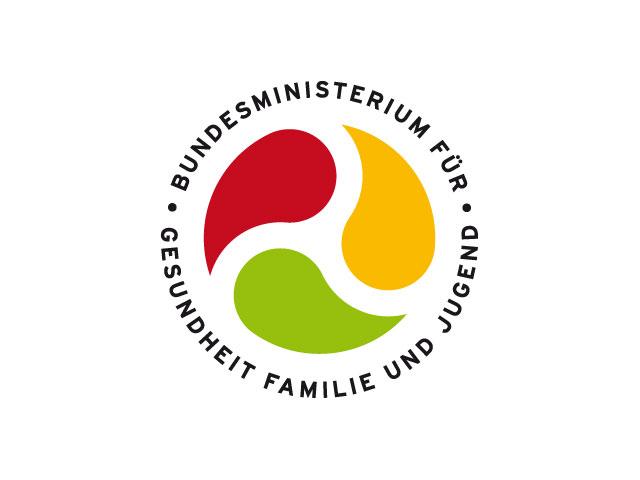 Corporate Design Ministerium für Gesundheit, Familie und Jugend – Logo