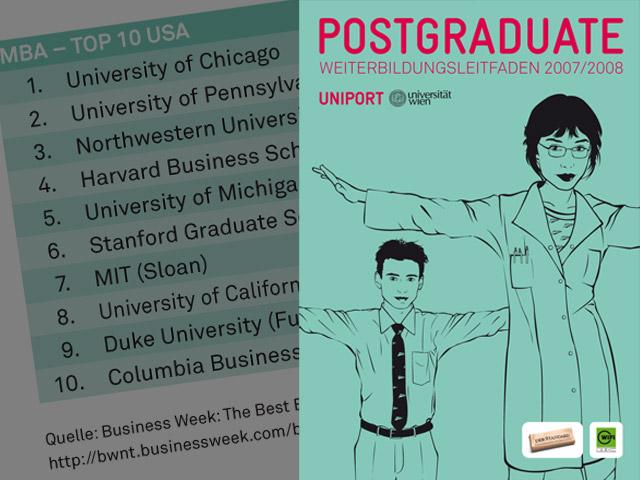 uniport broschüre layout postgraduate