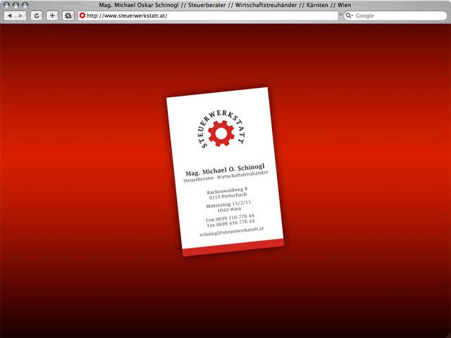 webdesign steuerwerkstatt mag. schinogl
