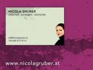 visitenkarte nicola gruber