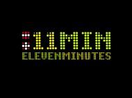logo design 11minutes kurzfilmfestival
