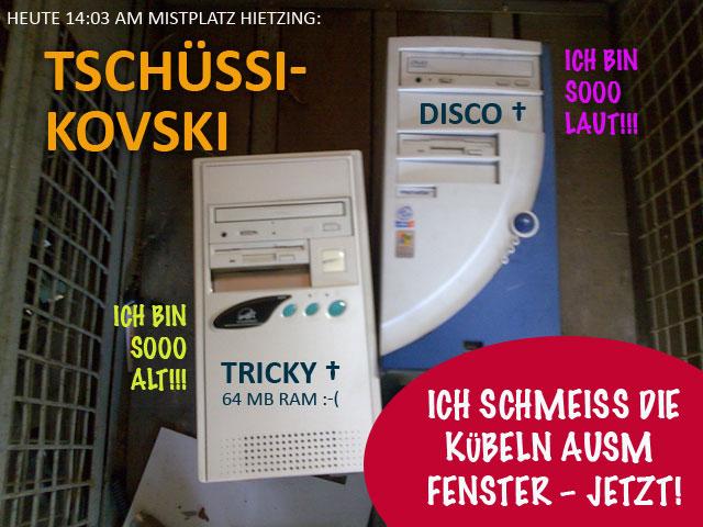 tricky und disco