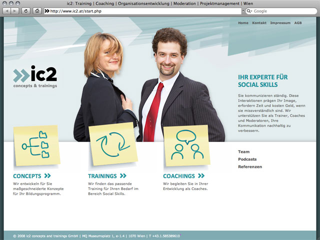 ic2 web-design
