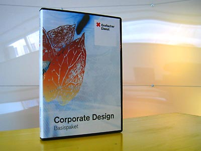 corporate design basispaket grafischer dienst wien
