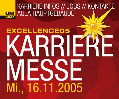 excellence 05 print design